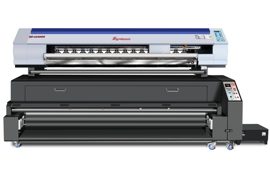 Sky-Color TR4180 Direct Textile Printer
